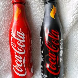 Coca-Cola Aluminum Bottle